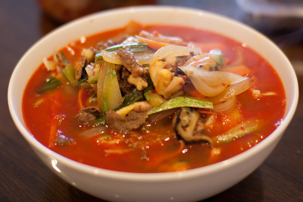 Korean chinese food the must try fusion cuisine you 39 ve for About korean cuisine
