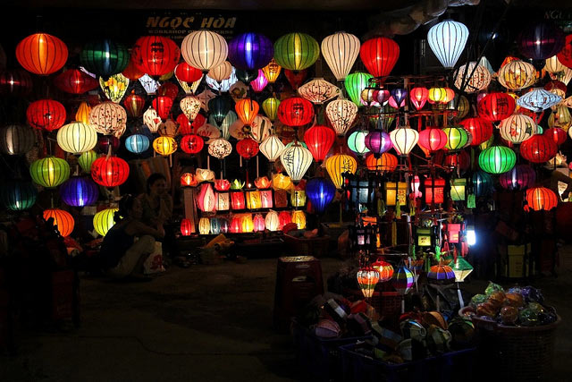 Photo Of The Day Colors Of The Night In Vietnam Asia