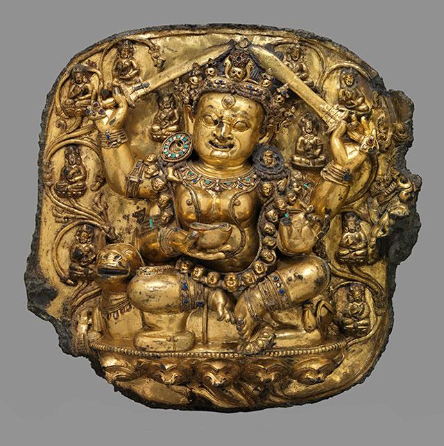 Golden Visions of Densatil: A Tibetan Buddhist Monastery ...