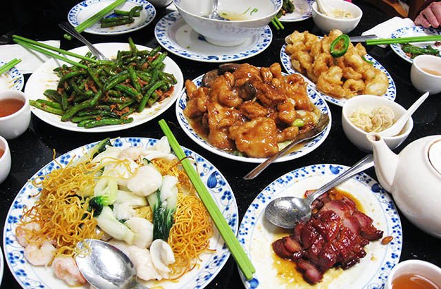 The evolution of chinese food as a 39 cultural ambassador for Ambassador chinese cuisine