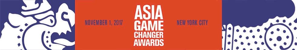 Asia Game Changers Home