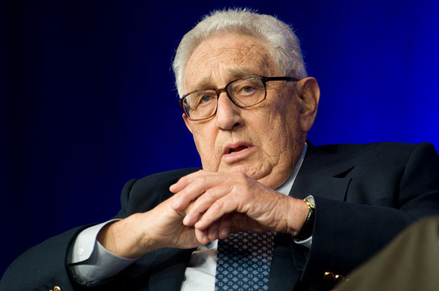 A Conversation with Henry Kissinger   Asia Society