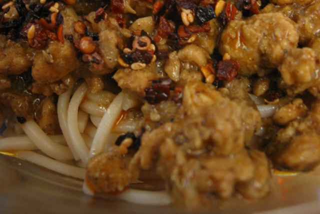Burmese Egg Noodles With Curry Photo By Pengrin Flickr