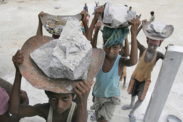 the issue of child labor Child labor is a pervasive problem throughout the world, especially in developing   child labor is especially prevalent in rural areas where the capacity to.