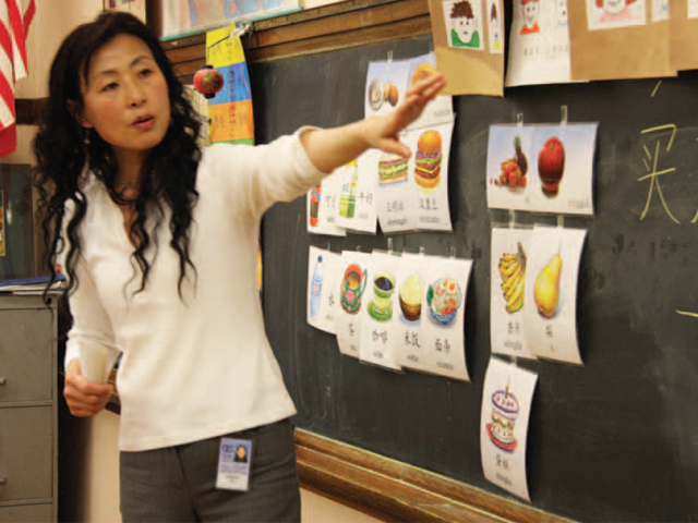 How to Meet the High Demand for Chinese Teachers   Center for ...
