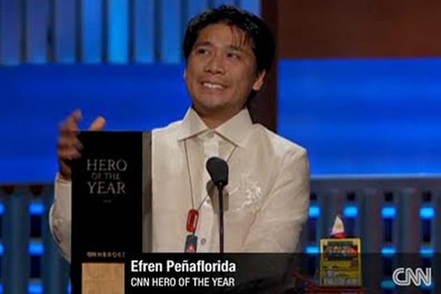 Philippines 21 Fellow Named CNN Hero of the Year | Asia Society