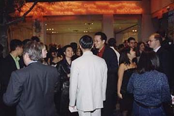 Asia Society Leo Bar