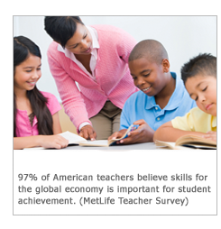 MetLife teacher survey