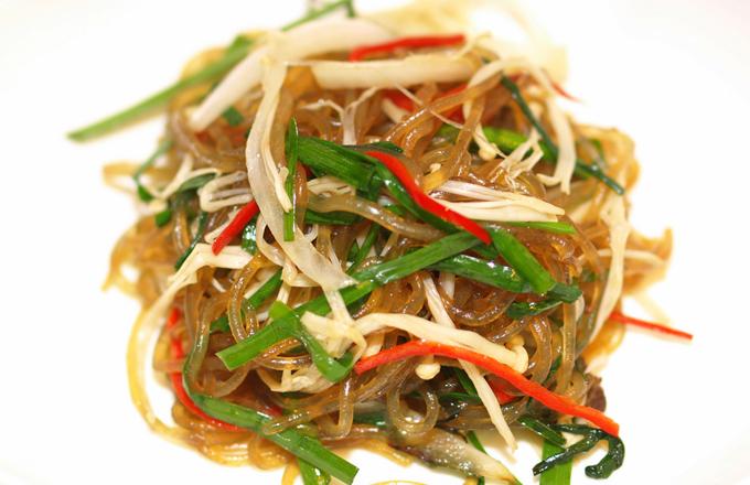 Korean Sweet Potato Noodles | Asia Society