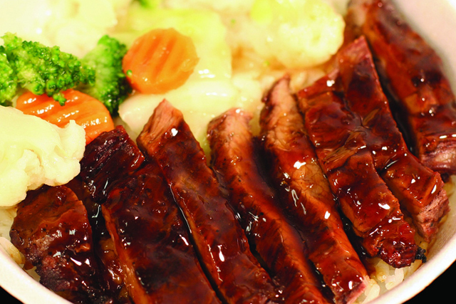 Teriyaki Steak (Photo by Thai Yin/flickr )