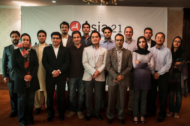 Afghanistan Young Leaders Initiative