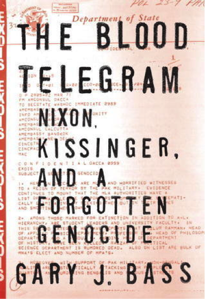 "Cover of ""The Blood Telegram"""