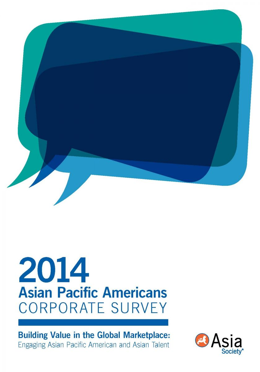 asian pacific americans corporate survey