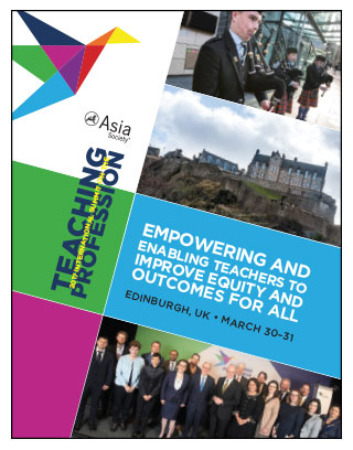 Report Cover: Empowering and Enabling Teachers to Improve Equity and Outcomes for All