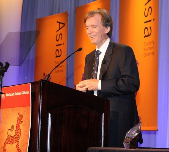 Honoree Bill Gross, Founder, Managing Director and Co-Chief Investment Officer of PIMCO. (Dan Avila Photography)