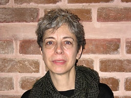 Linnaea Tillett in Mumbai on March 23, 2009. (Asia Society India Centre)