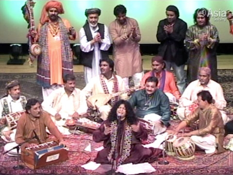 Highlights from the closing concert of the first New York Sufi Music Festival, featuring Abida Parveen, Akhtar Channel Zehri, and others, on July 22, 2010. (5 min, 35 sec.)