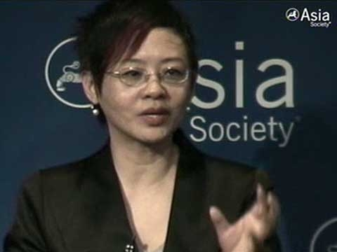 "Columbia University's Lydia Liu describes how the term ""human rights"" found its way from English to Chinese. (2 min., 36 sec.)"
