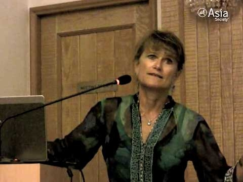 "In Mumbai on July 19, Acumen Fund CEO Jacqueline Novogratz describes ""patient capital"" as an approach to solving problems of global poverty. (4 min., 56 sec.)"