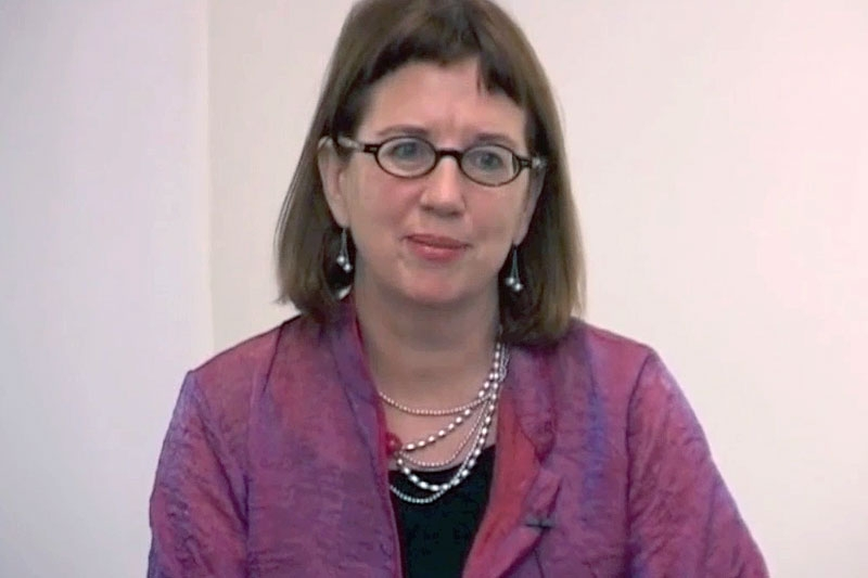 Highlights from biographer Deborah Baker's talk in Mumbai on Nov. 26, 2011. (10 min., 14 sec.)