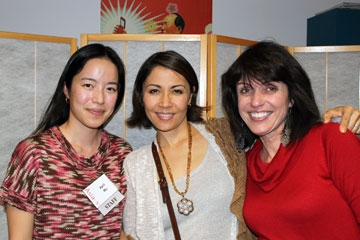 1st in a series: Asia Society Northern California's 2011 Wine and Art Holiday Party!