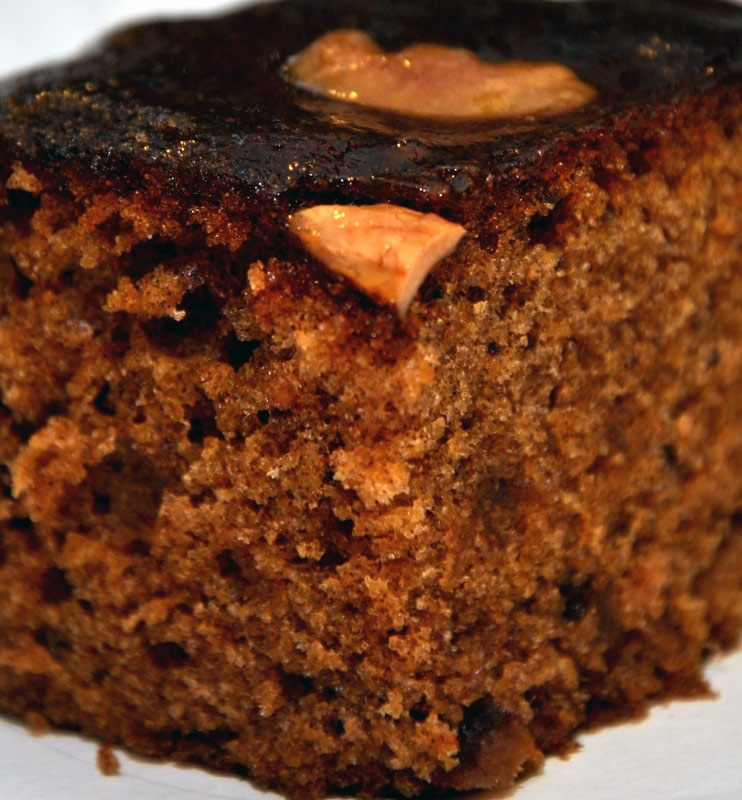Chocolate Sapote Cake Recipe