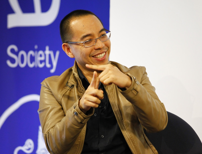 Thai filmmaker Apichatpong Weerasethakul discusses the film that won him the Cannes Film Festival's Palme d'Or in 2010. (13 min., 55 sec.) (Photo: Suzanna Finley)