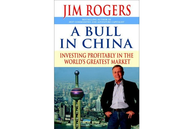 A Bull in China: Investing Profitably in the World's Greatest Market (Random House, 2007)