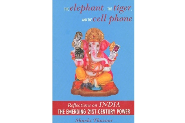 The Elephant, The Tiger, and the Cell Phone: India, the Emerging 21st Century Power. (Arcade Publishing, 2007)
