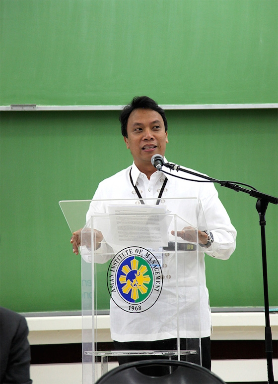 SECRETARY JUAN ROMEO NEREUS ACOSTA