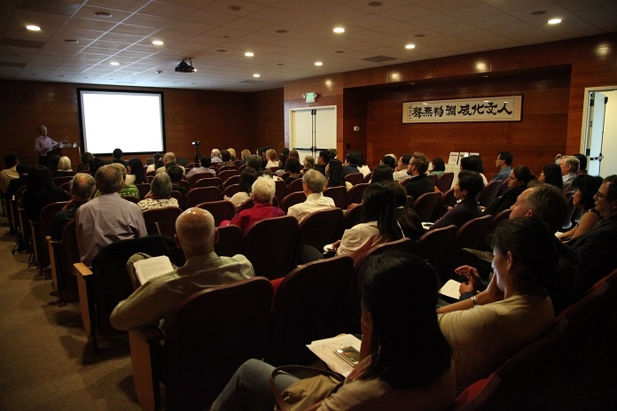 ASNC partnered with the NanHai Art Gallery in Millbrae to launch 2015 Asia Week San Francisco Bay Area. (Asia Society)