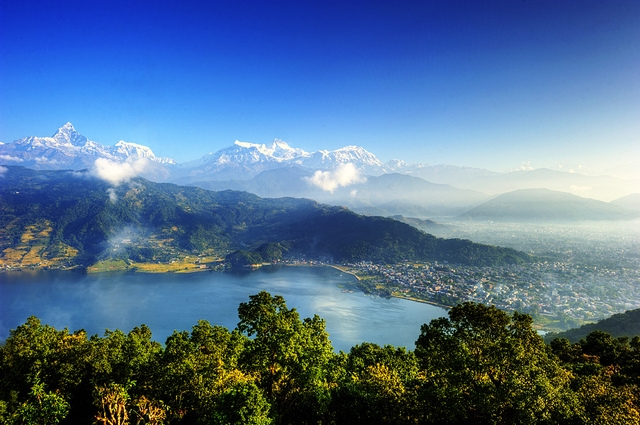 Pokhara, Nepal. (Mike Behnken/Flickr)