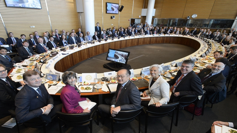 The Carbon Pricing Leadership Coalition's second High-Level Assembly in Washington on April 20, 2017. (The World Bank)