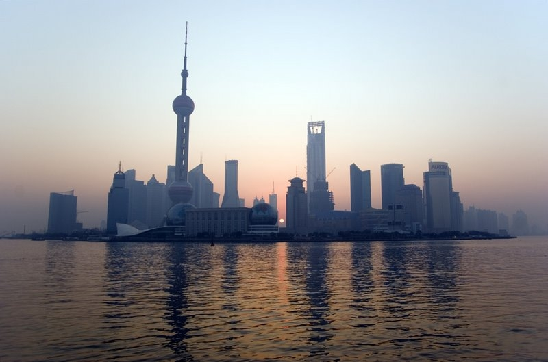 Shanghai, China. (le niners/Flickr)