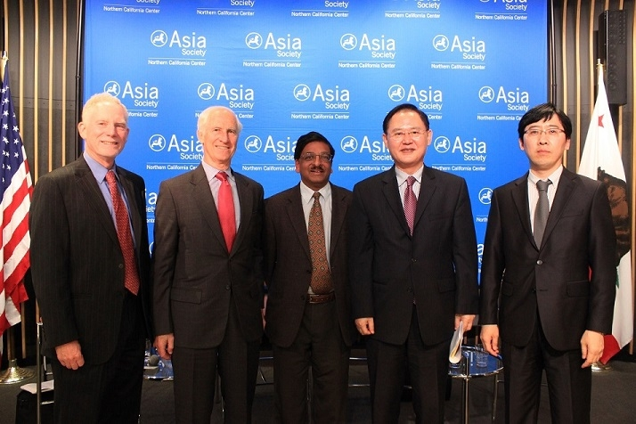 Experts gathered in October to discuss emerging trade regimes in the Asia-Pacific including the Trans-Pacific Partnership. (Asia Society)