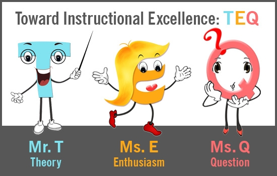 Toward Instructional Excellence: TEQ.