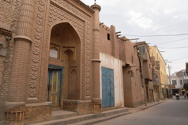 3. Kashgar, China — One of the last intact Silk Road cities in China. Under threat from development pressures. (nozomiiqel/Flickr)