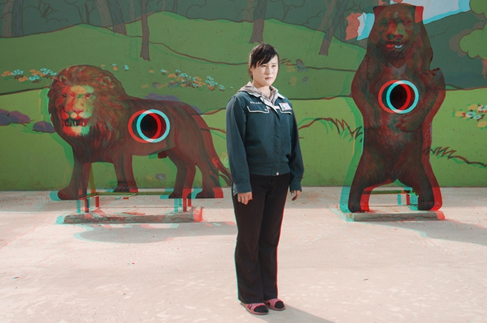 Matjaž Tančič, #56. KIM IL SIM, 19, Controller, Mangyongdae Funfair, 2014, Pigment print on archival paper, Courtesy of Pékin Fine Arts, Koryo Studio, and the artist