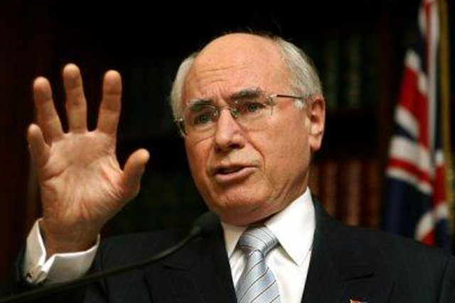 The Honorable John Howard MP