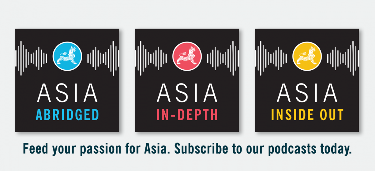 Asia Society Podcasts Global Carousel 2017