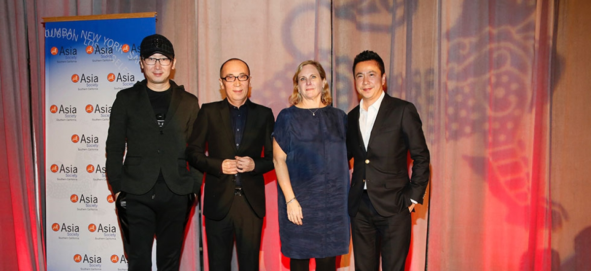 2016 U.S.-China Film Summit & Gala Dinner