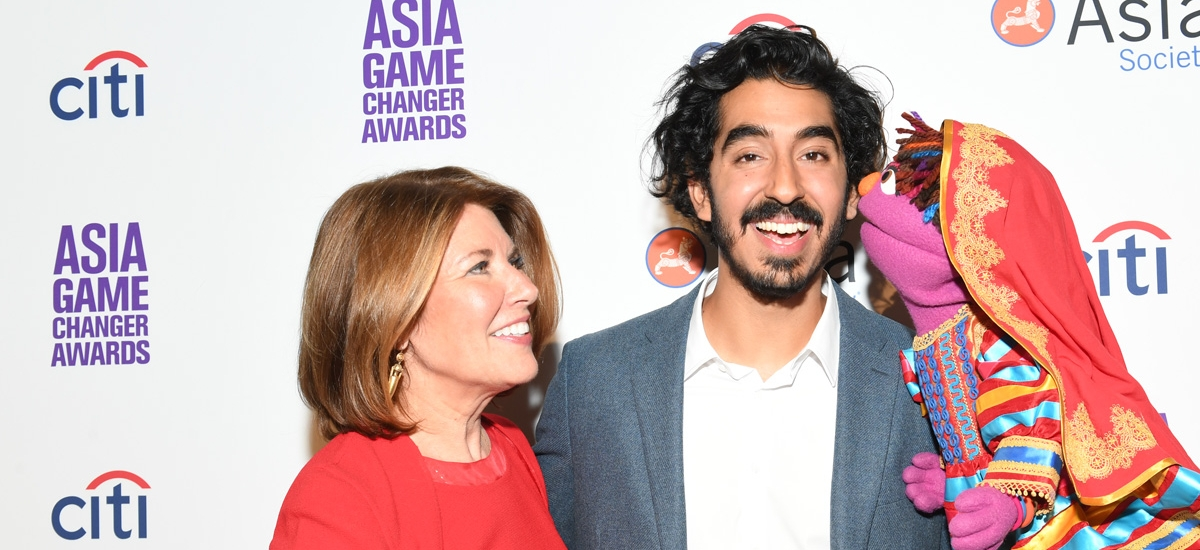 Sherri Weston, Dev Patel, and Zari