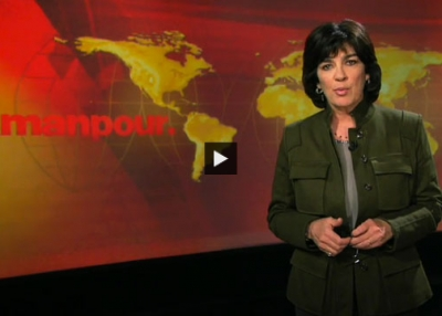 Christiane Amanpour: Up Close with Thein Sein