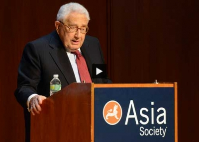 Henry Kissinger: China, the US, and a Common Challenge
