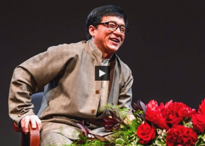 In Conversation With Movie Legend Jackie Chan (Complete)