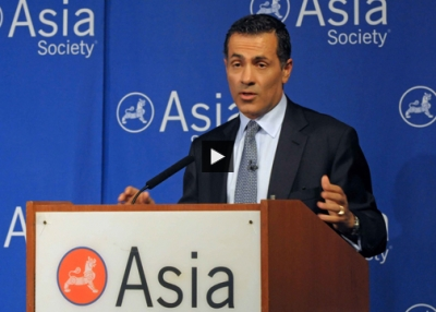 Vali Nasr: The US and China in the Middle East (Complete)