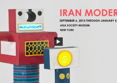 Inside Asia Society's 'Iran Modern' Exhibition