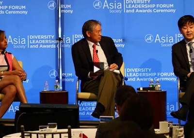 Diversity Leadership Forum: Q&A with Chris Lee and Tina Edmundson