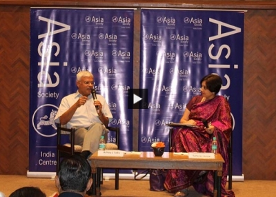 Understanding the Triangle: Discussing the China, India, and U.S. Relationship (Complete)