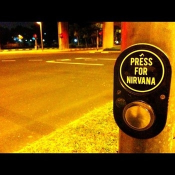 """Press For Nirvana."" Photos in this gallery were pulled from Lo's Tumblr blog, which appears to have been taken down. (Samantha Lo/skl0.tumblr.com)"